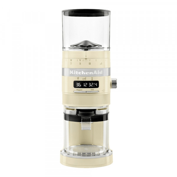 Кофемолка KitchenAid 5KCG8433EAC Кремовый