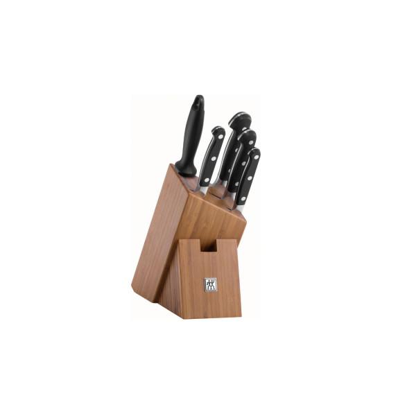 Набор ножей в подставке, 6 пр., ZWILLING Pro