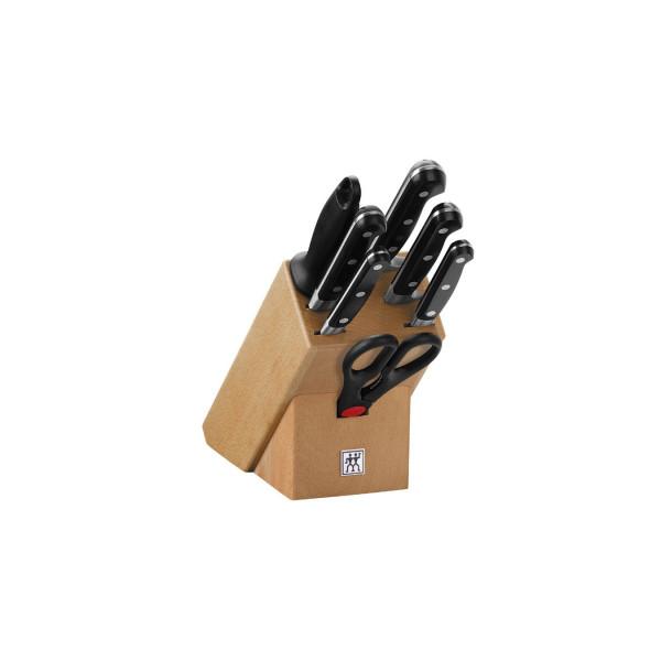 """Набор ножей в подставке, 8 пр., ZWILLING Professional """"S"""""""