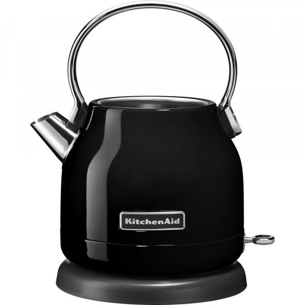 Электрочайник KitchenAid CLASSIC 5KEK1222EOB 1,25 л. Черный