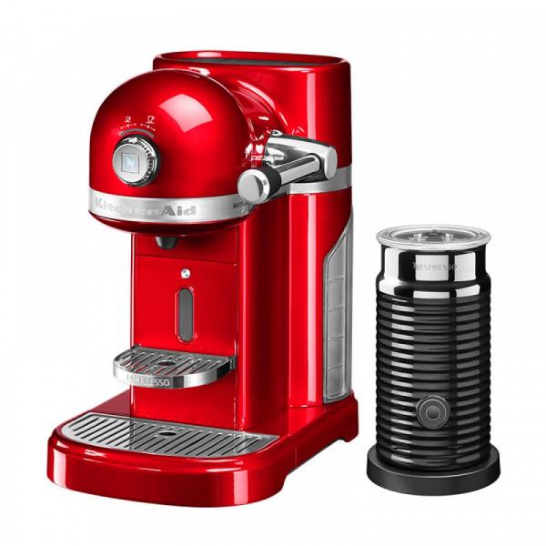 Кофемашина капсульная KitchenAid ARTISAN 5KES0504EER Красный