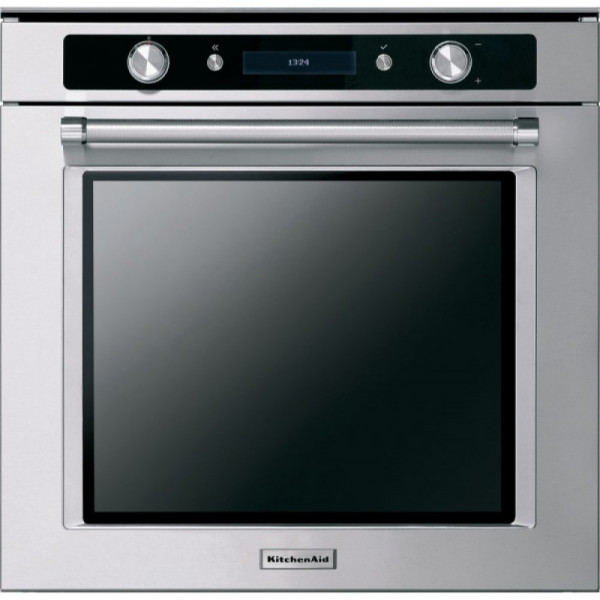 Духовой шкаф KitchenAid KOHCP 60600 Нержавеющая сталь