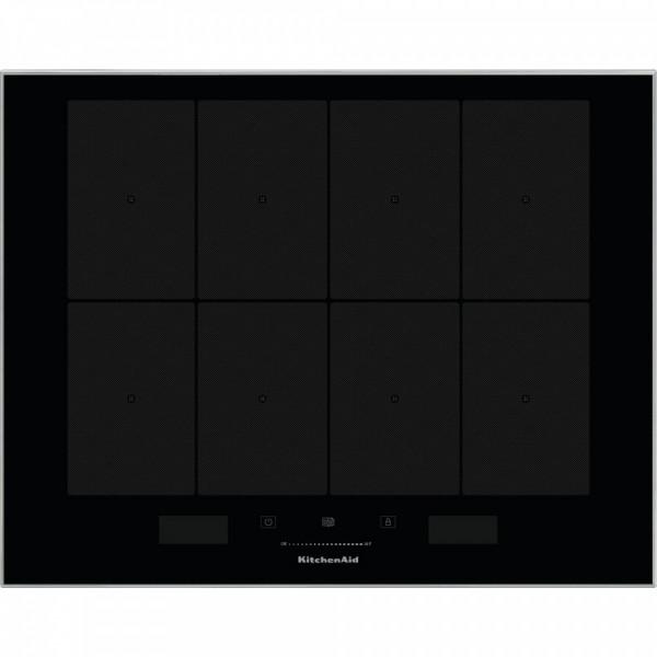 Индукционная варочная панель KitchenAid KHIAS 86500 Черный