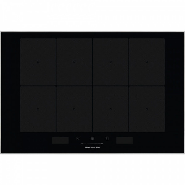 Индукционная варочная панель KitchenAid KHIAS 87700 Черный